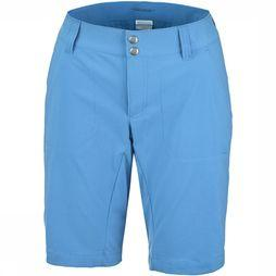 Columbia Saturday Traillong Short 10 Dames Donkerblauw/Middenblauw