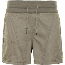 The North Face Aphrodite 2.0 Short Reg Dames Donkerkaki/Donkergroen
