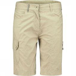 Ayacucho Camps Bay Shorts Dames Zandbruin/Assortiment