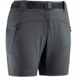 Eider Flex Short Dames Zwart