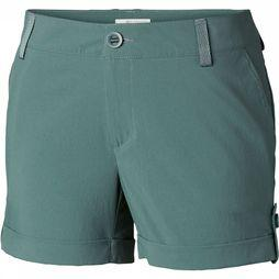 "Columbia 4"" Firwood Camp Short Dames Donkergroen"