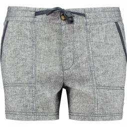Columbia Summer Time Short Dames Lichtgrijs Mengeling