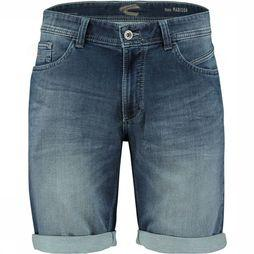 5-Pocket Jeans Short