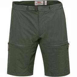Fjällräven High Coast Hike Shorts Donkergrijs