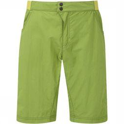 Mountain Equipment Inception Klim Shorts Middengroen