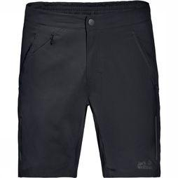 Jack Wolfskin Passion Trail XT Shorts Zwart