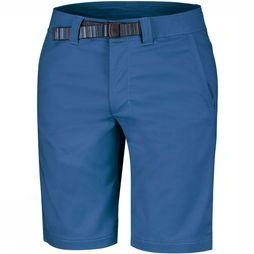 "Columbia 10"" Shoals Point Belted Short Donkerblauw/Blauw"
