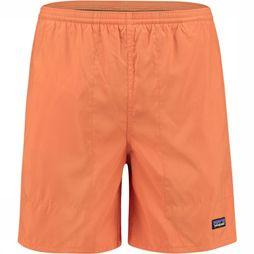 Patagonia Baggies Lights Broek Oranje
