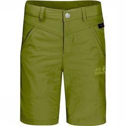 Jack Wolfskin Sun Shorts Junior Middengroen