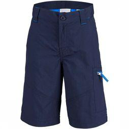 Columbia Silver Ridge Novelty Short Junior Marineblauw