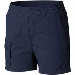 Columbia Silver Ridge Pull-On Short Junior Donkerblauw