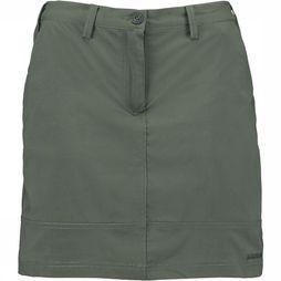Ayacucho Equator AM Stretch Skort Dames Donkergrijs