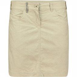 Ayacucho Camps Bay Skort Dames Zandbruin/Assortiment