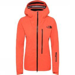 The North Face Freethinker Futurelight Jas Dames Oranje