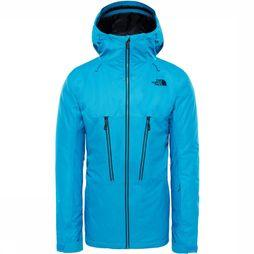 The North Face Thermoball Snow Triclimate 3-in-1 Jas Middenblauw/Donkergrijs