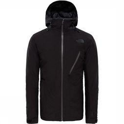 The North Face Descendit Jas Zwart