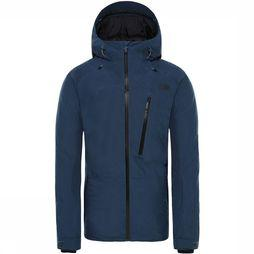 The North Face Descendit Ski-jas  Indigoblauw