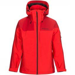 Peak Performance Maroon Race Ski-jas Rood