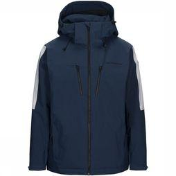 Peak Performance Clusaz Ski-jas Marineblauw