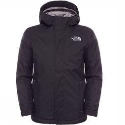 The North Face Snowquest Jas Junior Zwart