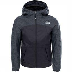The North Face Warm Storm Jas Junior Zwart