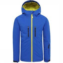 The North Face Chakal Insulated Jas Junior Koningsblauw/Blauw