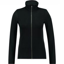 Columbia Roffe Ridge Full Zip Fleece Vest Dames Zwart
