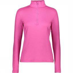CMP Stretch Ski Pulli Dames Middenroze
