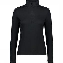 CMP Stretch Ski Pulli Dames Zwart