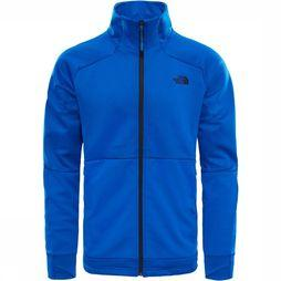 The North Face Croda Rossa Fleece Vest Middenblauw