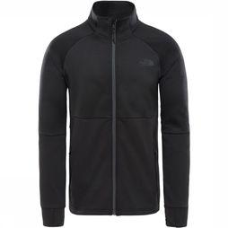 The North Face Croda Rossa Fleece Vest Zwart