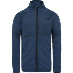 The North Face Croda Rossa Fleece Vest Indigoblauw
