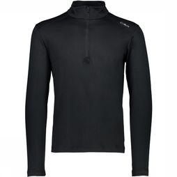 CMP Sweat Carbonium Stretch Trui Zwart