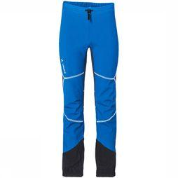 Vaude Performance Broek Junior Koningsblauw/Petrol