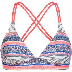 Protest Mm Superbird 19 Triangle Bikini Top Dames Gebroken Wit