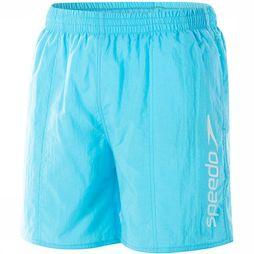 "Speedo Short Scope 16"" Watershort Blauw"