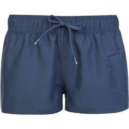 Protest Evidence Beachshort Dames Blauw