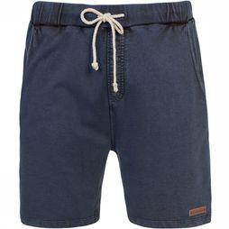 Protest Carver Jogging Shorts Donkerblauw