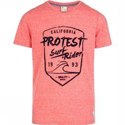Protest Everton T-Shirt Junior Rood