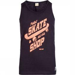 Protest Melle Jr Tanktop Junior Donkergrijs