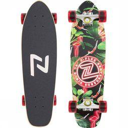 JP Neon Flamingo Cruiser 27.0 Skateboard