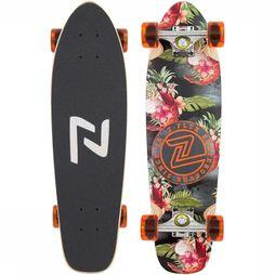 Z-Flex JP Prawn Cocktail Cruiser 27.0 Skateboard Zwart/Rood
