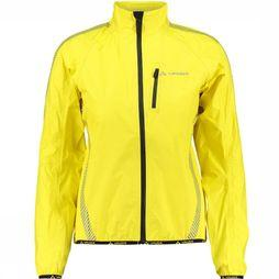 Vaude Luminum Performance Jas Dames Geel