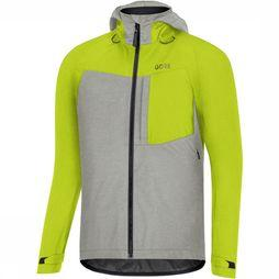Gore Wear C5 GTX Trail Hd Jas Zwart/Geel