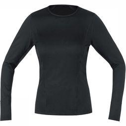 M Base Layer Long Sleeve Shirt Dames