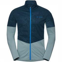 Vaude All Year Moab Shirt Lichtblauw