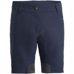 Vaude Cyclist AM Shorts Dames Donkerblauw