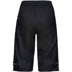 Vaude Drop Short Dames Zwart