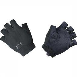 Gore Wear C5 Short Finger Gloves Zwart