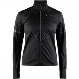 Craft Urban Run Thermal Wind Jas Dames Zwart